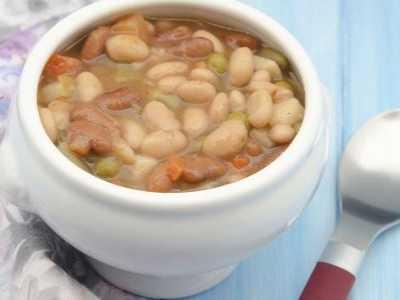 美容养颜 五豆美容养颜汤