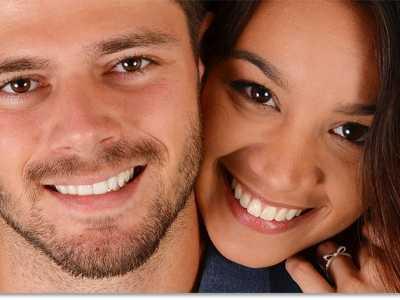 快速给人像照片美白牙齿的PS教程 ps牙齿美白
