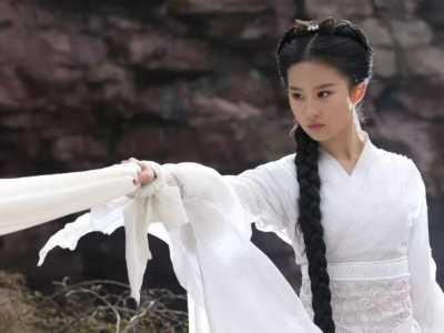 我和刘亦菲的暧昧故事 刘亦菲gushi