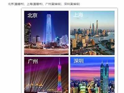 2016中国城市分级出炉 泉州平均工资2016