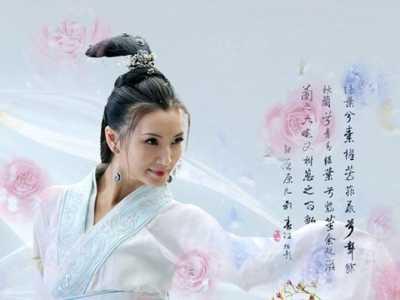 中国历史上五个最好听的美人名字 好听的中国女性名字
