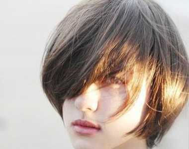 2013新款个性流行短发发型潮女推荐 2013短发最新发型