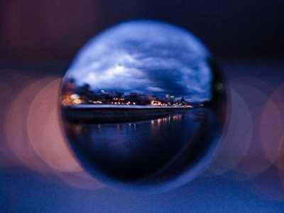水晶球摄影——DIY创意 婴儿diy创意照片怎幺拍