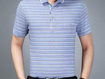 当下流行这6款T恤衫 中年男装t恤