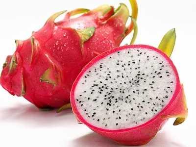 紫色肉的火龙果与白色火龙果黄色火龙果哪种营养价值高 火龙果的营养