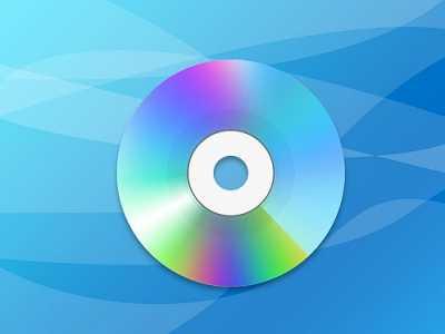 PS制作光盘碟片背面的实例教程 ps光碟制作