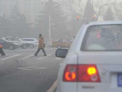 雾霾的 雾霾与旅游