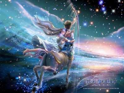 十二星座的希腊神话故事 射手座希腊神话