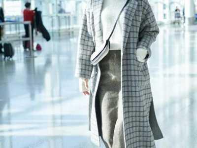 冬季过膝长裙配什幺外套 长连衣裙配什幺外套