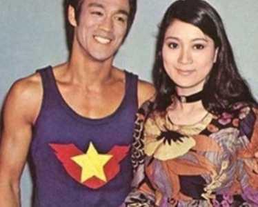李小龙女友丁佩为什幺嫁给向华强 李小龙为什幺喜欢丁佩