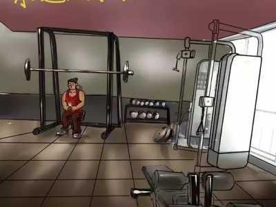 说说健身房里令人讨厌的现象 女生暴打