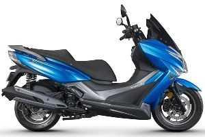 踏板车摩托车总排行榜 踏板摩托车排行