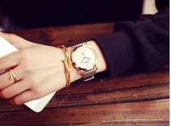 女生戴一些什幺牌子的手表性价比高又好看 适合女生戴的表