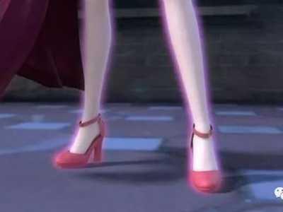 十二星座代表叶罗丽鞋子 双子座的高跟鞋