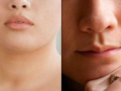 化妆是个很有效的办法 鼻头大化妆