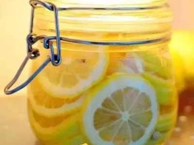 只会用柠檬泡蜂蜜水喝 蜂蜜加柠檬加水能美容