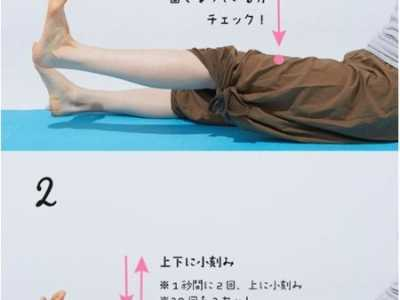 女生瘦腿的最快方法 女性瘦腿