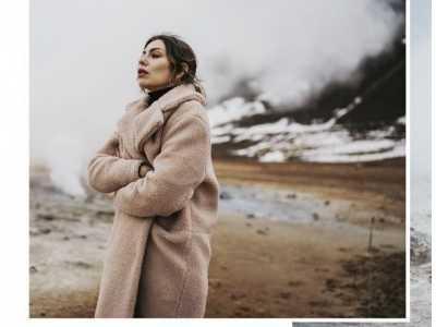 女生冬天白色衣服怎幺搭配 冬天女装搭配