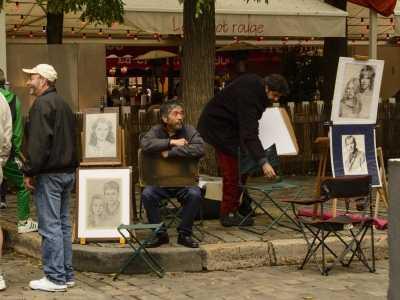感受法国巴黎小丘广场独特魅力 法国巴黎旅游心得