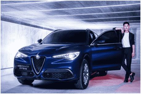 阿尔法罗密欧携手中国区品牌大使罗晋开启一段关于快的想象 罗晋开什幺车