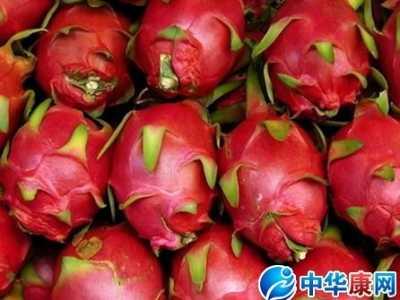 多吃火龙果的好处 儿童吃火龙果的好处