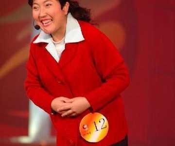 笑星模仿秀决赛第一场入围选手12号孙庆娜 姜育恒模仿秀