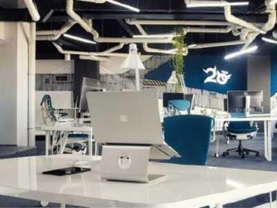 十种全新的北京办公室装修设计创意图 北京办公室装修图