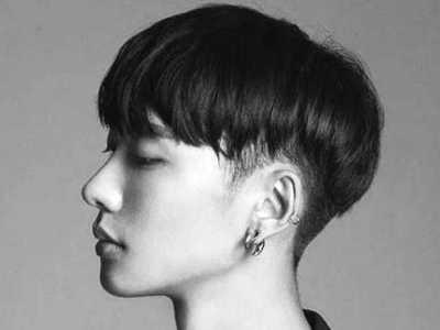 男生发型两边铲有4种剪法 男头发两侧