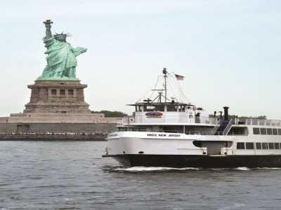 纽约自由女神上岛游船statue cruises 自由女神像游览