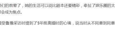 李亚鹏一句话暴露了当年的诸多细节 王菲离婚