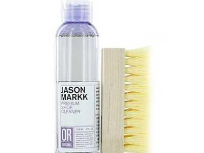 Jason Markk运动鞋清洁剂介绍和推荐 运动鞋清洁剂品牌
