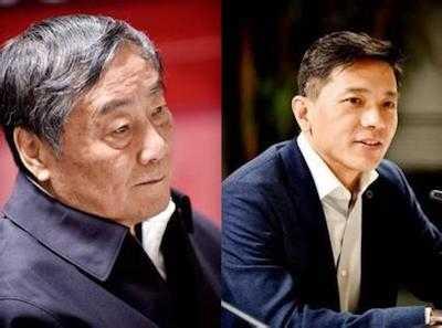 李彦宏和宗庆后两位大佬开撕 宗庆后儿子