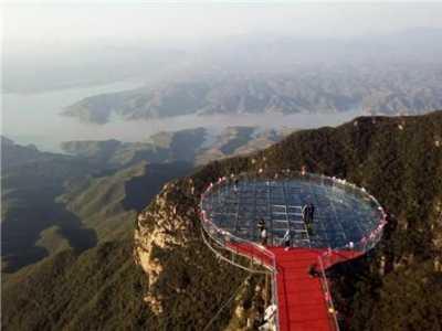 洛阳周边刺激玩法大盘点 中国有那些刺激的玩法