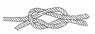 各种绳结打法图解 打绳结的方法图解