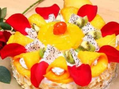 十二星座最适合的生日蛋糕 外女座生日蛋糕