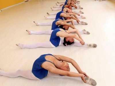 芭蕾基本功训练中膝关节运动方式 抖动功和踮脚运动