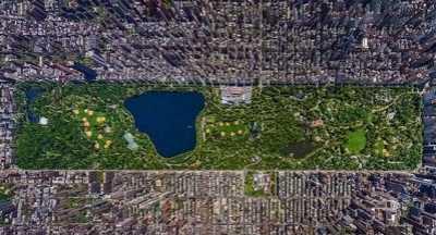 世界六个最大的城市群 世界最着名的城市