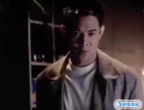 李连杰被禁播的4部电影 赤子威龙电影