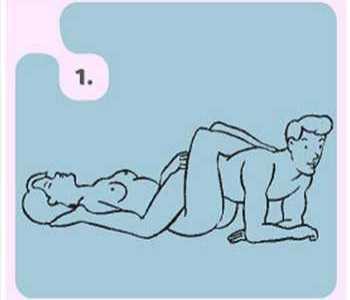 劲爆性爱姿势体位教程 两性的最高境界
