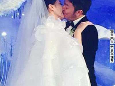 教师节大婚现场新娘美艳迷人 哈琳娜