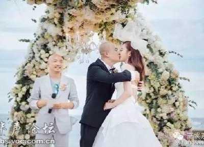 柳岩在包贝尔婚礼遭遇闹剧 曝包贝尔婚礼伴娘