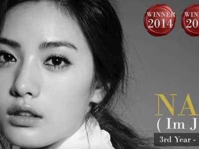 2015世界最美面孔NANA夺冠 nana夺最美面孔