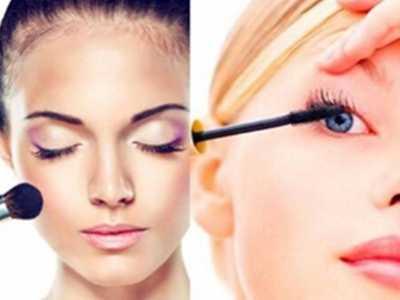 化妆的正确步骤是怎样的 彩妆步骤图片
