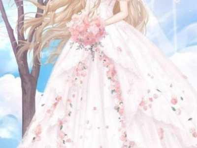 十二星座专属奇迹暖暖婚纱 天蝎座的婚纱