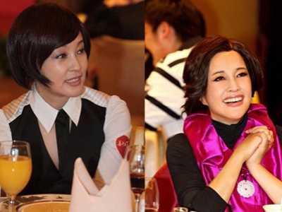 一个风韵犹存的女人 刘晓庆照片