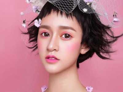 2020韩式新娘发型图片 最新韩式新娘发型