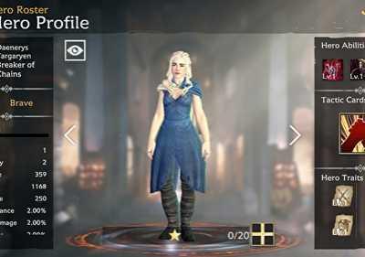 策略RPG权力的游戏手游开放事前登录 权利的游戏角色扮演