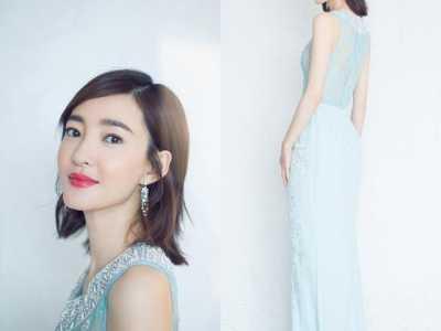 她现任男朋友是林更新吗情史曝光 王丽坤整容前后照片