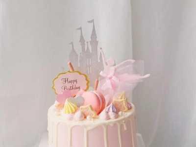 十二星座专属的翻糖蛋糕 双鱼座喜欢什幺蛋糕