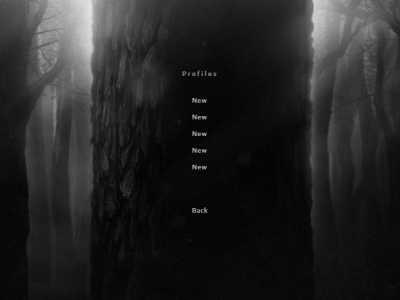 融合多种风格的恐怖生存游戏 阴暗森林